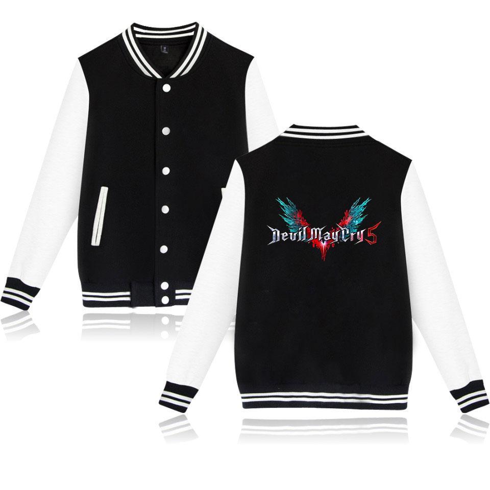 Großhandel 2018 Chic Devil May Cry Jacke Mantel Tap Style Baumwolle Casual  Herrenbekleidung Baseball Uniform Von Redbud06,  29.25 Auf De.Dhgate.Com    Dhgate 8d441e1cf9