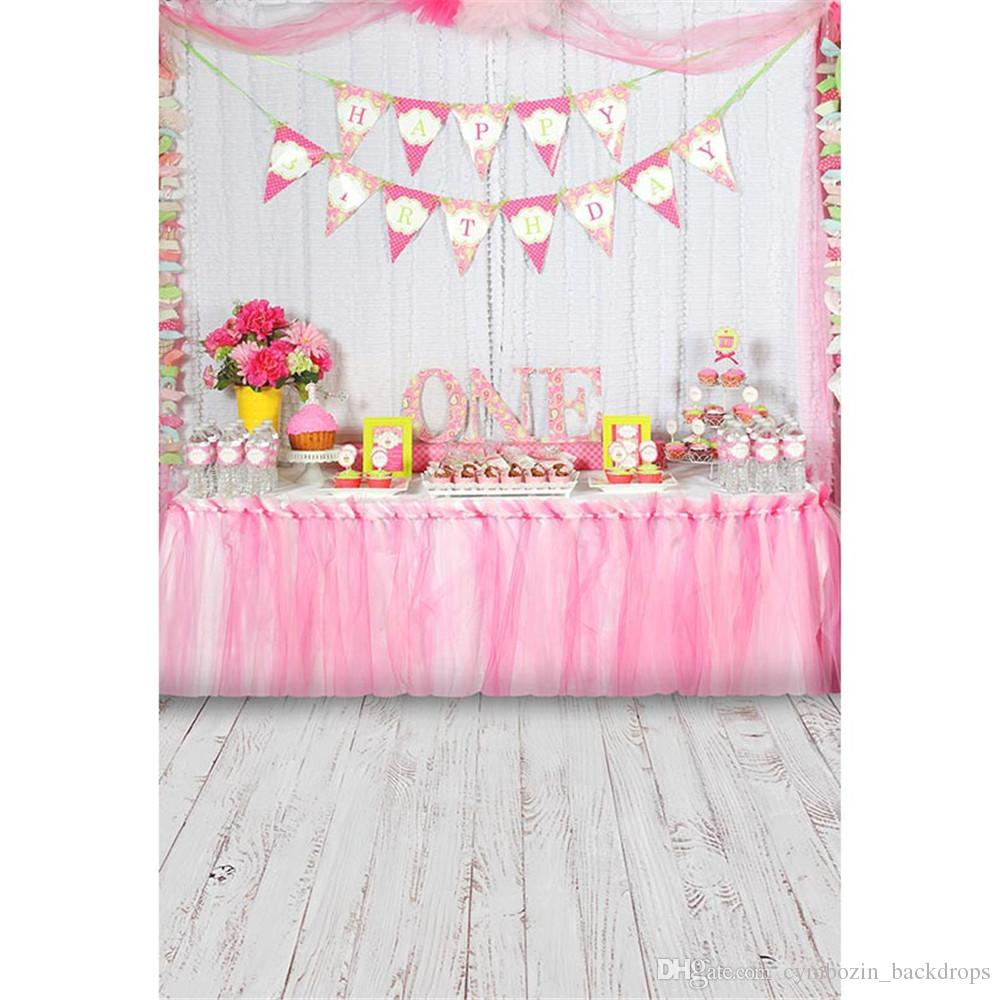 2019 Baby Princess 1st Birthday Party Photography