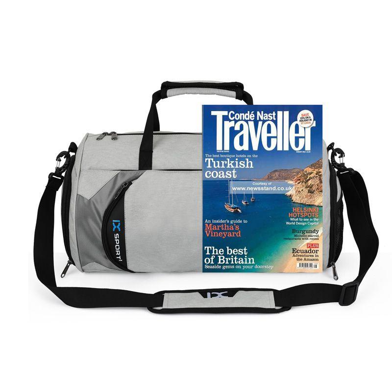 Multi-use Portable Shoulder Sports Bag Gym Backpack Fitness Bags ... ce97390799083