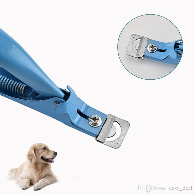 Pet Products Dog Nail Clippers Professional Grooming Trimming Tools Manicure Scissors Dog Pliers Stainless Nail Care F20173218