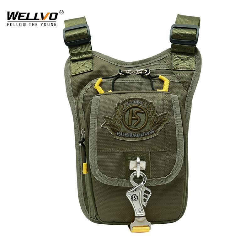 Casual Multifunction Men S Bag Messenger Bag Shoulder Bags Waterproof Nylon  Mountain Biking Belt Crossbody For Male XA89ZC Evening Bags Stone Mountain  ... 52ed111179ecf