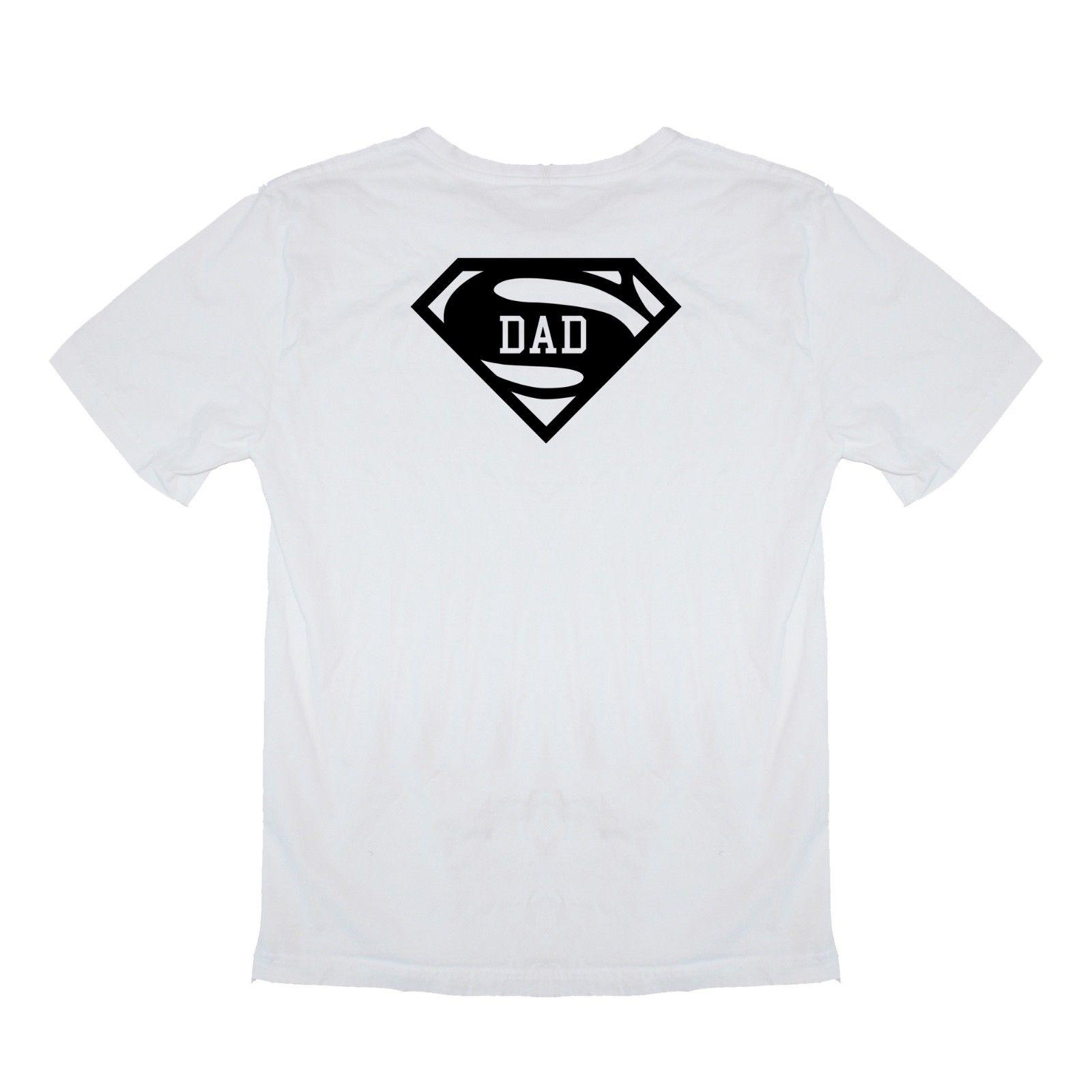 5f2355783 Fathers Day Super Dad Man Funny Gift Best Dad Ever Shirt S XXXL Many  Colours Awesome Tee Different T Shirts From Wessyswaffy, $11.01  DHgate.Com