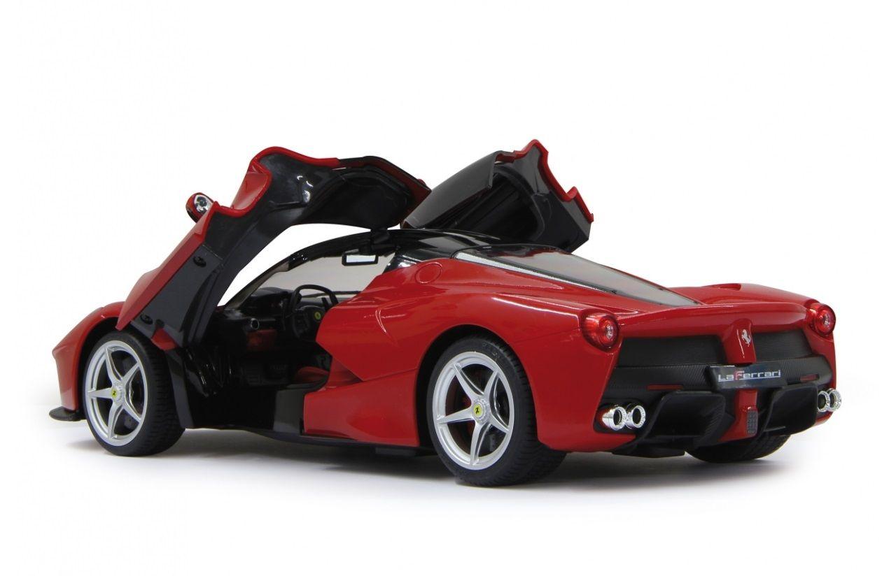 Ferrari Laferrari Rc Rastar 114 Kids Toy Rechargeable Usb Abh Glow Radio Control Fisherprice Child Cars Girls Remote Car For Sale Cheap