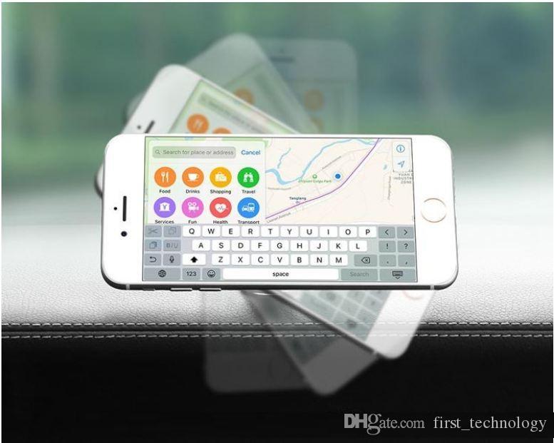 아이폰 삼성 화웨이 샤오 미를 들어 360도 보편적 인 자기 에어 벤트 마운트 자동차 홀더 3 색 알루미늄 합금 전화 스탠드