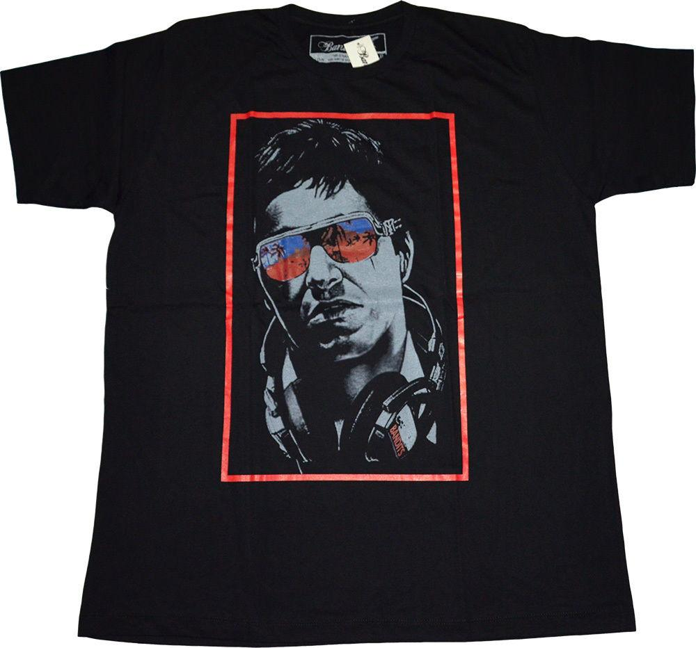 T-SHIRT AL PACINO SCARFACE MOVIE STAR TONY MONTANA TAILLES S, M, L, XLFunny free shipping Unisex Casual