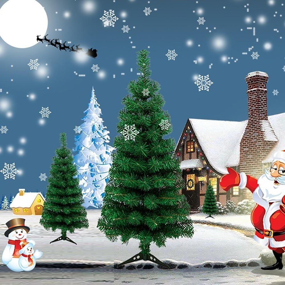 b155ead4f 30cm Mini Christmas Tree Desk Table Decor Party Ornament Window Showcase  Gift Home Desktop Christmas Decoration Children Gift Decorating Christmas  ...