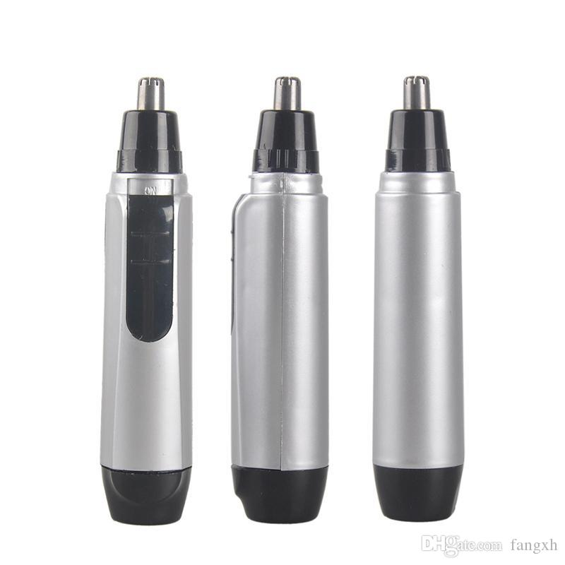 Nose Ear Face Hair Trimmer Electric Shaver Clipper Battery Powered Operated Cleaner from both Men and Women KKA1300