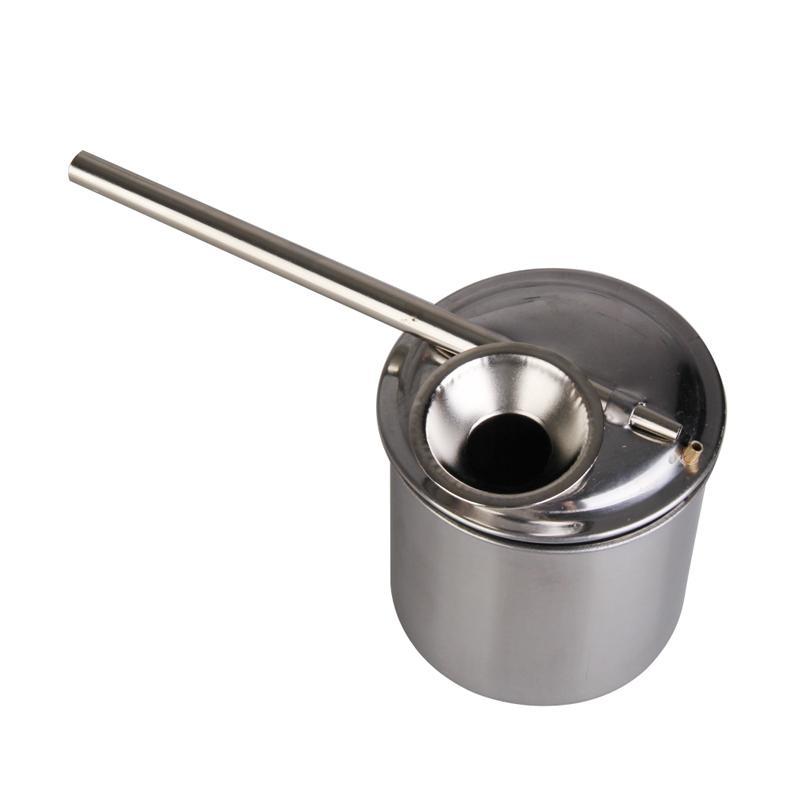 In acciaio inox vernice smalti spray pittura spruzzatore metallo atomizzatore 100 ml 200 ml argilla strumento grande