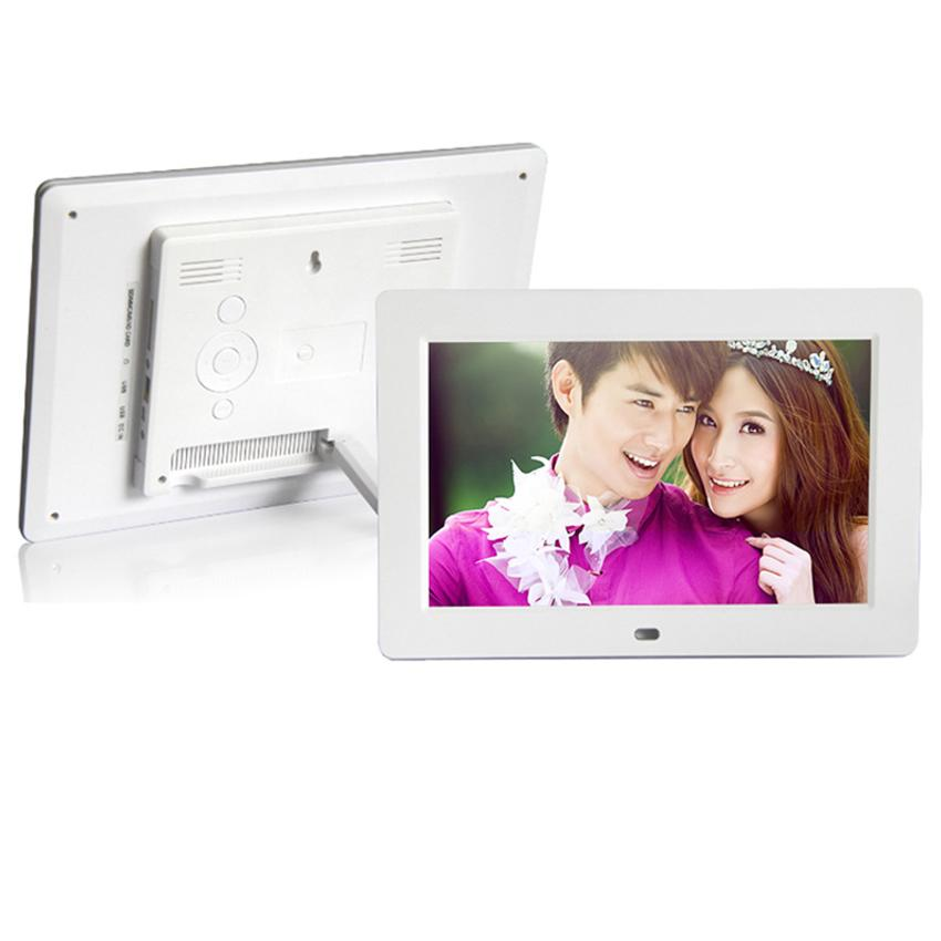 Old Fashioned 8 Inch Digital Photo Frame Component - Custom Picture ...