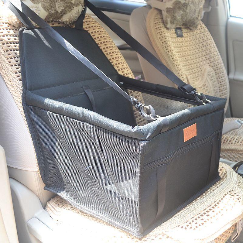 Новое Поступление Pet Dog Carrier Автокресло Безопасный Carry House Bag Автомобильные Аксессуары Водонепроницаемый Мешок Сиденья Собаки Корзина Pet Products