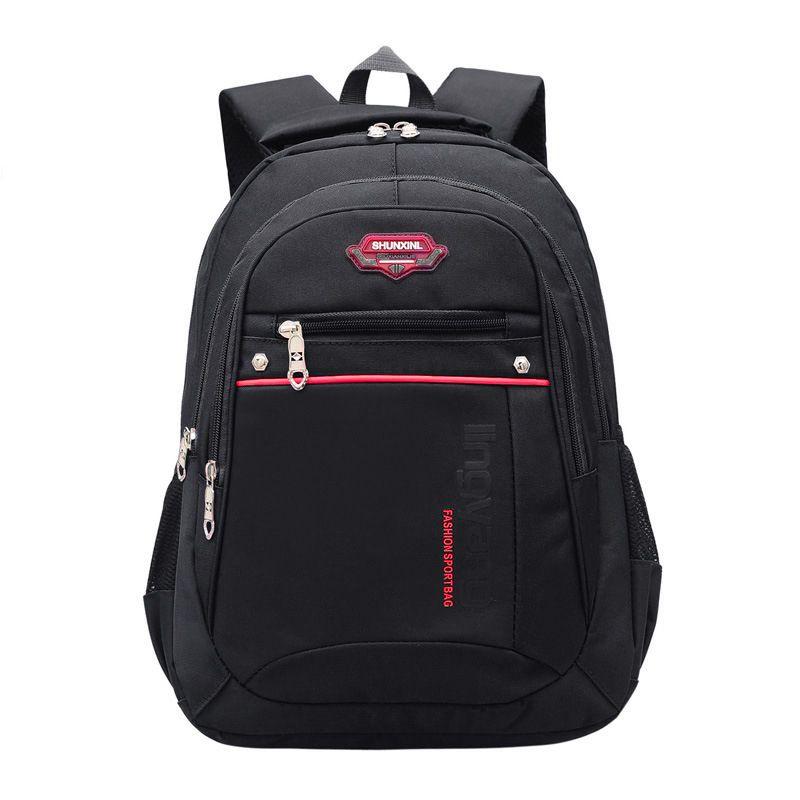 Junior High School Backpacks For Girls Primary Kids Bags High