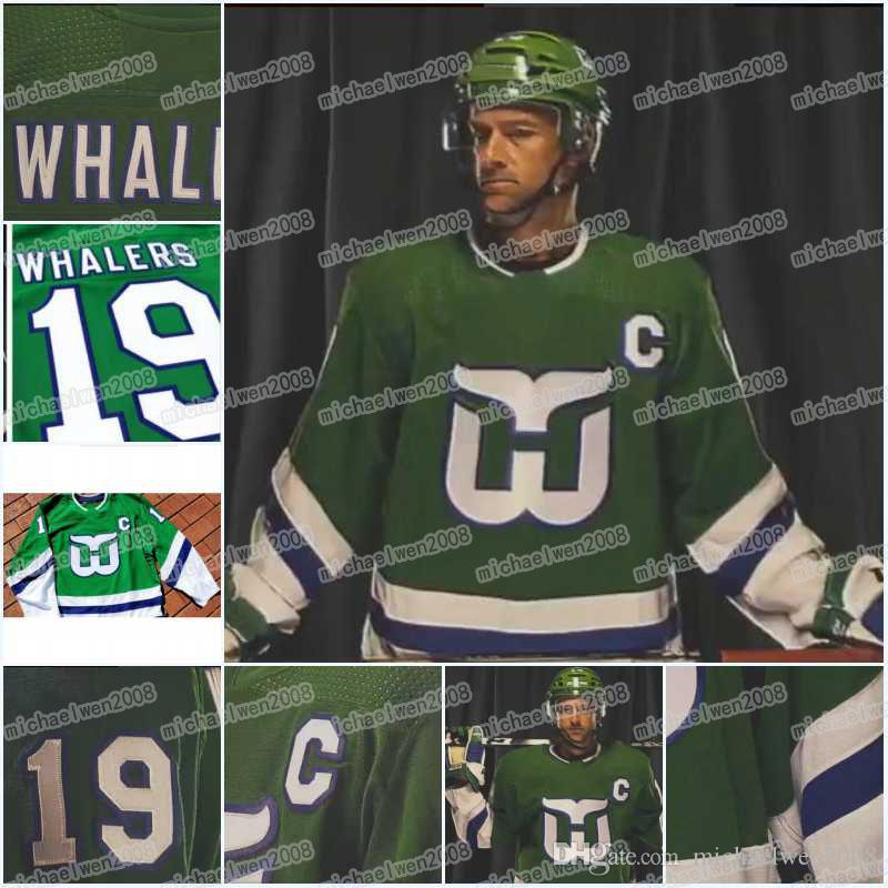 2019 19 Hartford Whalers 2019 New Style Jersey Carolina Hurricanes 9 Gordie  Howe 10 Ron Francis 11 Kevin Dineen TurnBack Uniform Hockey Jersey From ... 78835d414