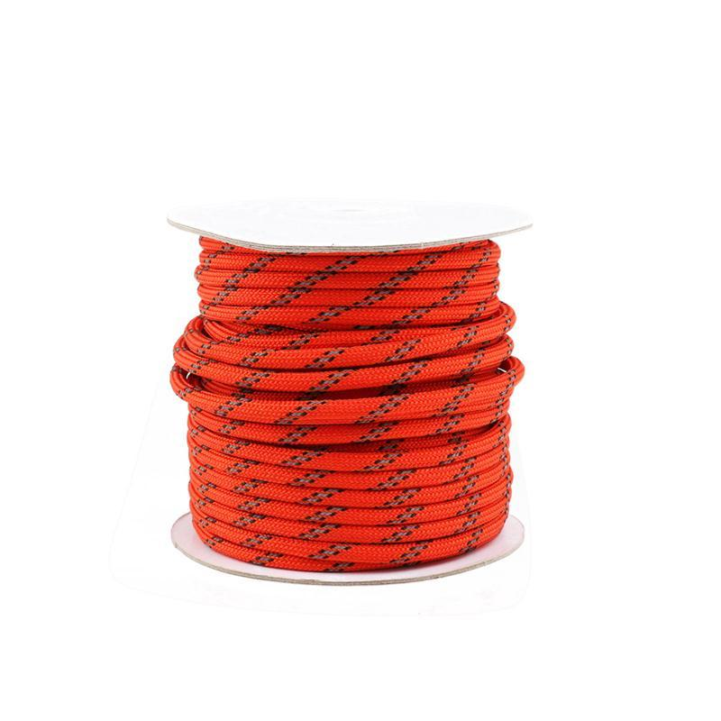 2020 20M 5mm Reflective Cord Guy Rope Clothesline For Home ...