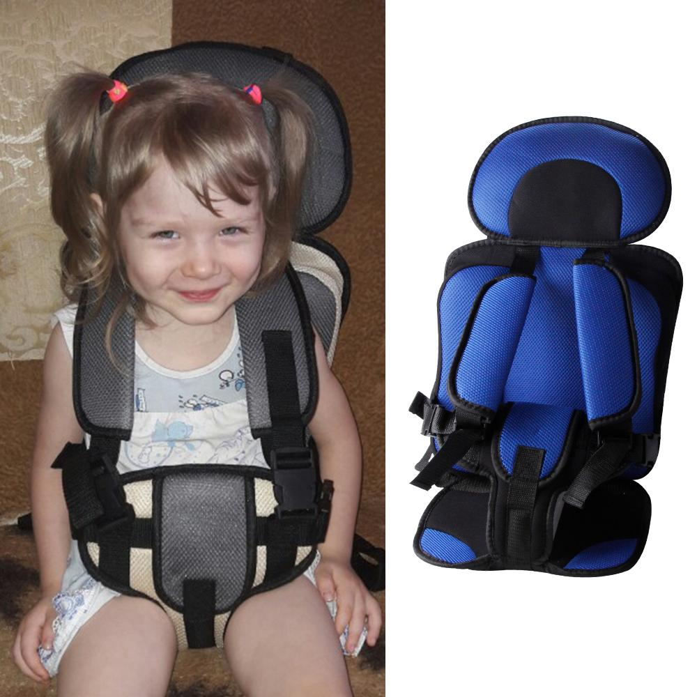 c8f1c5388cb 2019 Portable Baby Safety Seat Infant Safe Seat Children S Chairs Children  Car Updated Version Thickening Sponge Kids Car Seats From Luckyno