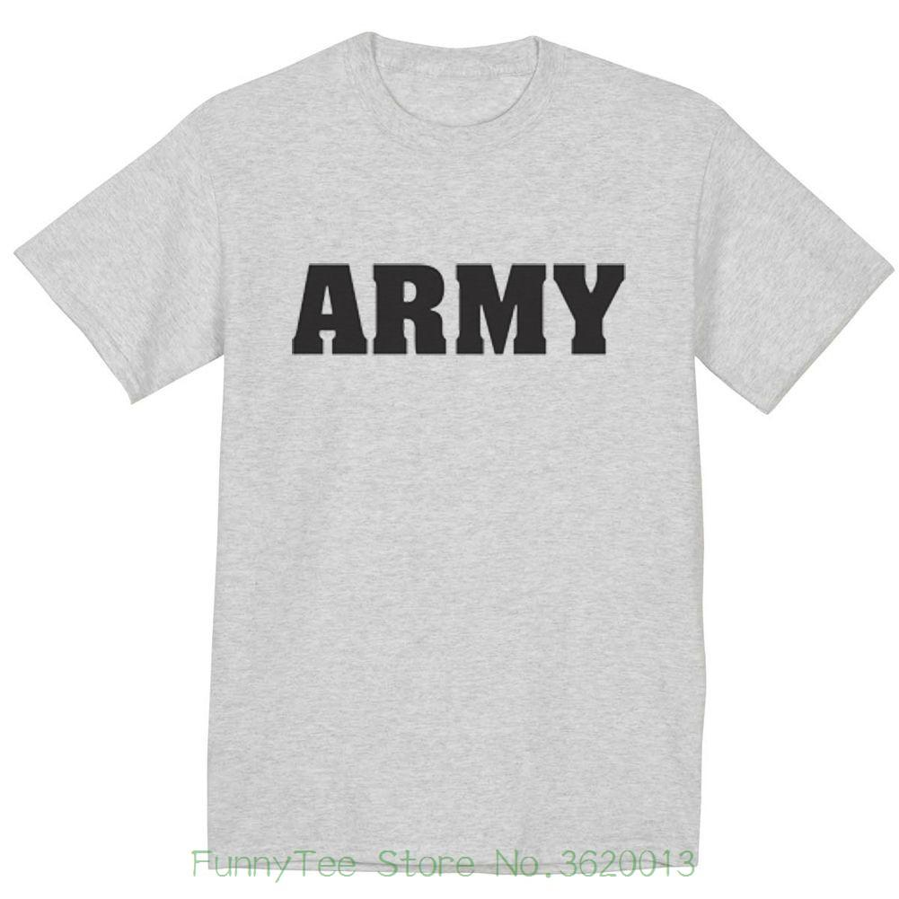 cfb693117ce Big And Tall T Shirt For Men Us Army Tall Tee Shirt Men' ; S Cool T Shirts  T Shirts Online From Funnyteestore, $24.2| DHgate.Com
