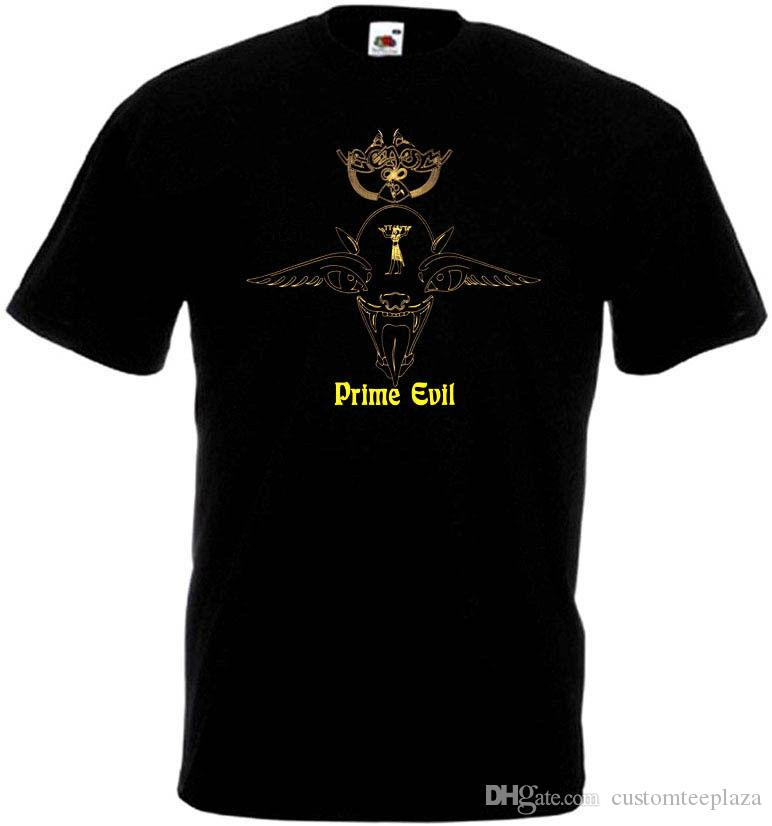 8ab3de8886 Venom Prime Evil T Shirt Black Metal Trash All Sizes S 5Xl T Shirt Men Male Camisa  Masculina Custom Short Sleeve XXXL Couple Camiseta Cool T Shirt Sites ...
