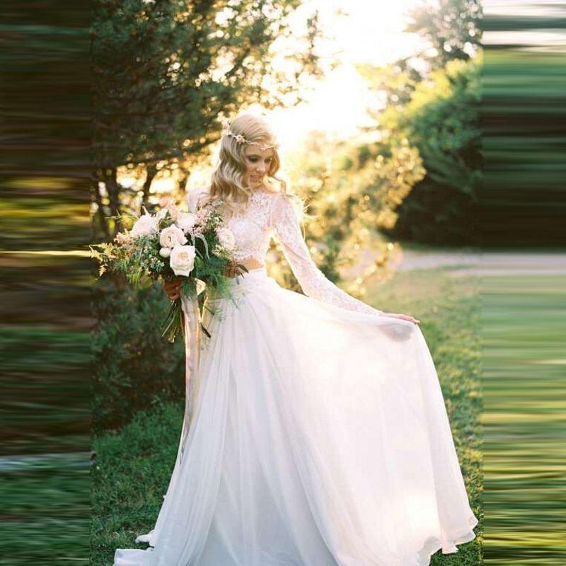 56c441c6f60a8 Elegant White Chiffon Skirt Custom Made Zipper Waistline A Line Floor  Length Long Maxi Skirt Wedding Bridal Skirts Women