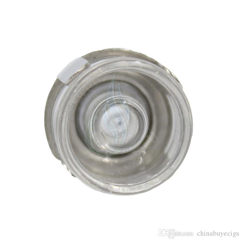 CPENAIL Replacement Coils Ceramic Quartz GR2 Titanium Pot e cig Nail Glass Pipe Bongs Hookah Portable vaporizer wax Wickless Heating Chamber