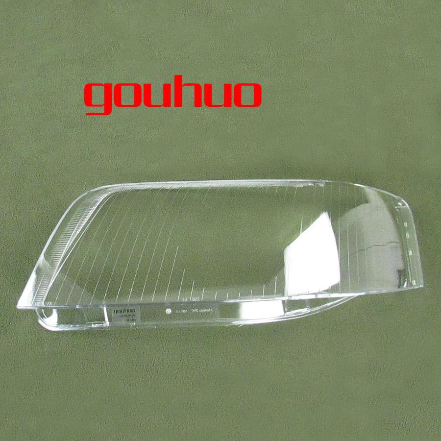 2019 Front Headlamps Glass Headlights Shell Cover Transparent Lamp