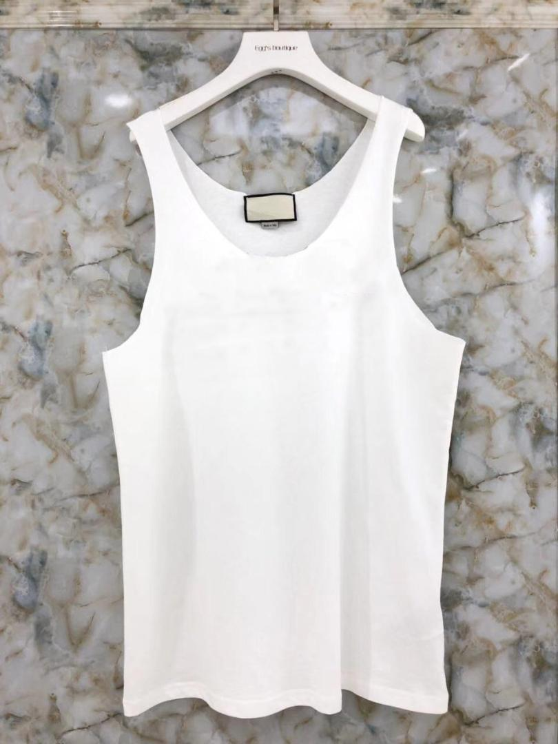 2332eb7782 2019 2018 New Sleeveless Vest Tank Top Summer Clothing Brand Design Sexy  Cotton Casual V Neck Best Quality Men Tops For Women From Tt2015