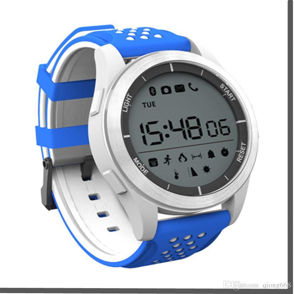 Precios De Relojes Moda NO.1 F3 Reloj Inteligente Pulsera IP68 Relojes  Inteligentes A Prueba De Agua Modo Al Aire Libre Deportes Rastreador  Deportivo ... 806477b5d8fd