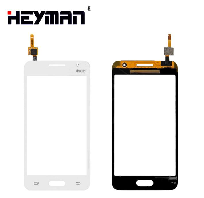 LCD with Touchscreen for Samsung Galaxy Core 2 Duos G355H G355 LCD display screen Digitizer Glass Panel Front Replacement parts