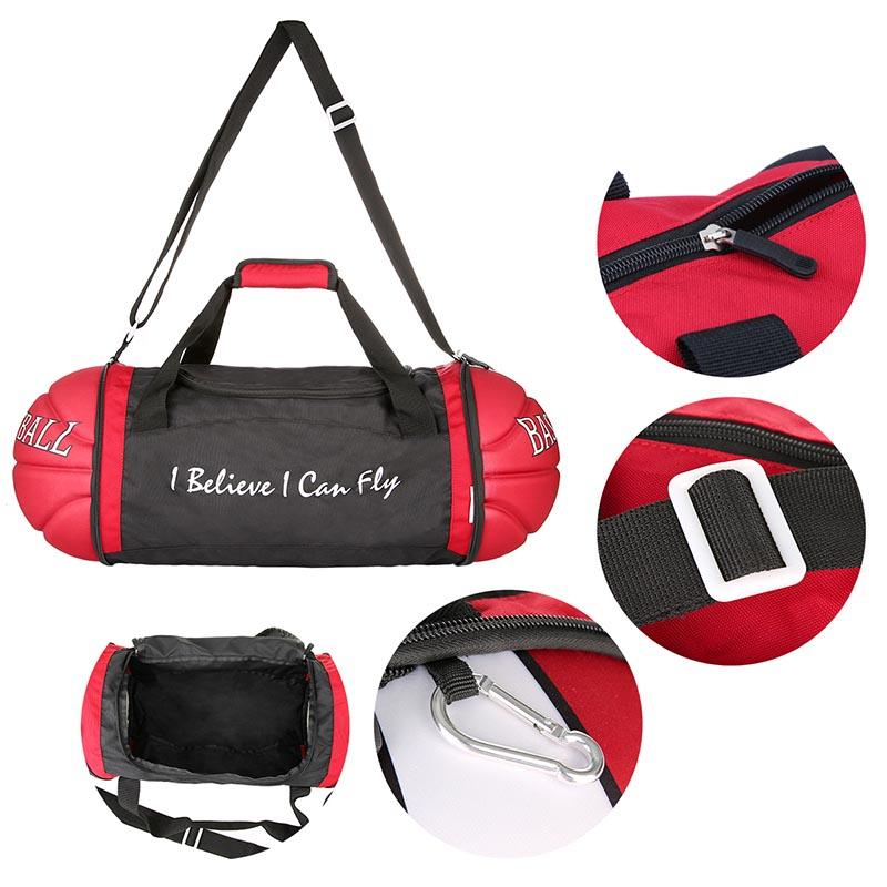 Cool NEW Unisex Basketball Shape Gym Duffel Bag For Home Outdoor Sport  Travel Vacation ASD88 Jansport Backpacks School Bags From Purpurpur 8a61f60e274e8