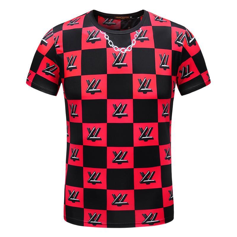 Designer T Shirts | Grosshandel T Shirt Mens Designer T Shirts Mode Manner Frauen