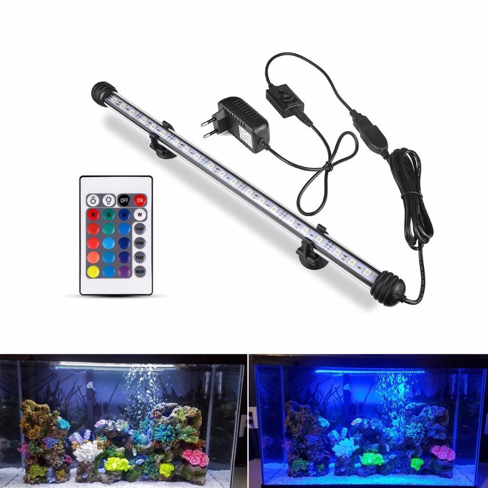 Lampe Nouveauté Aquarium Novidades Underwater Ac Cm Imperméable Tube Bulb 220 49 Lumière Bar V 29 19 Led 39 Fish Lamparas Tank BeWdQrCxoE