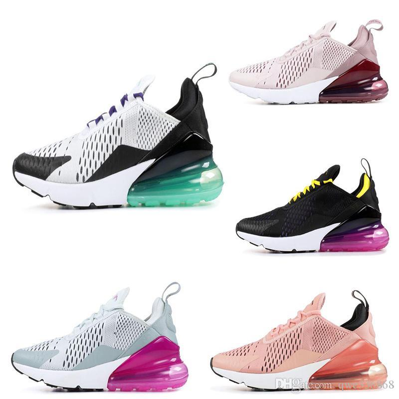 2018 New 270 Kpu Rainbow Women Running Shoes Plastic Maxes Training Outdoor  Sports Womens Air Sole 270s Trainers Sneakers Size 36 40 Childrens Tennis  Shoes ... c641a63055