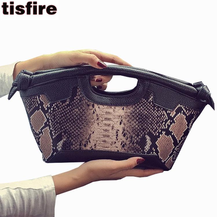 Luxury Designer Women Handbags Serpentine Partten Hobo Top-handle Bags 2017  Crossbody Shoulder Bag Fashion Evening Bags Brand Evening Bags Brand  Shoulder ... af692946fcbf1