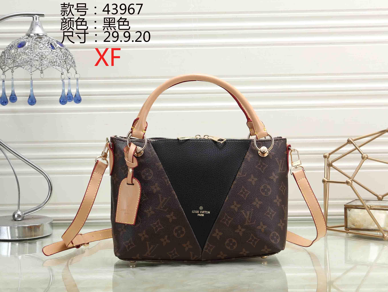 2018 Louis Vuitton Women Chain Crossbody Bag Handbags Famous