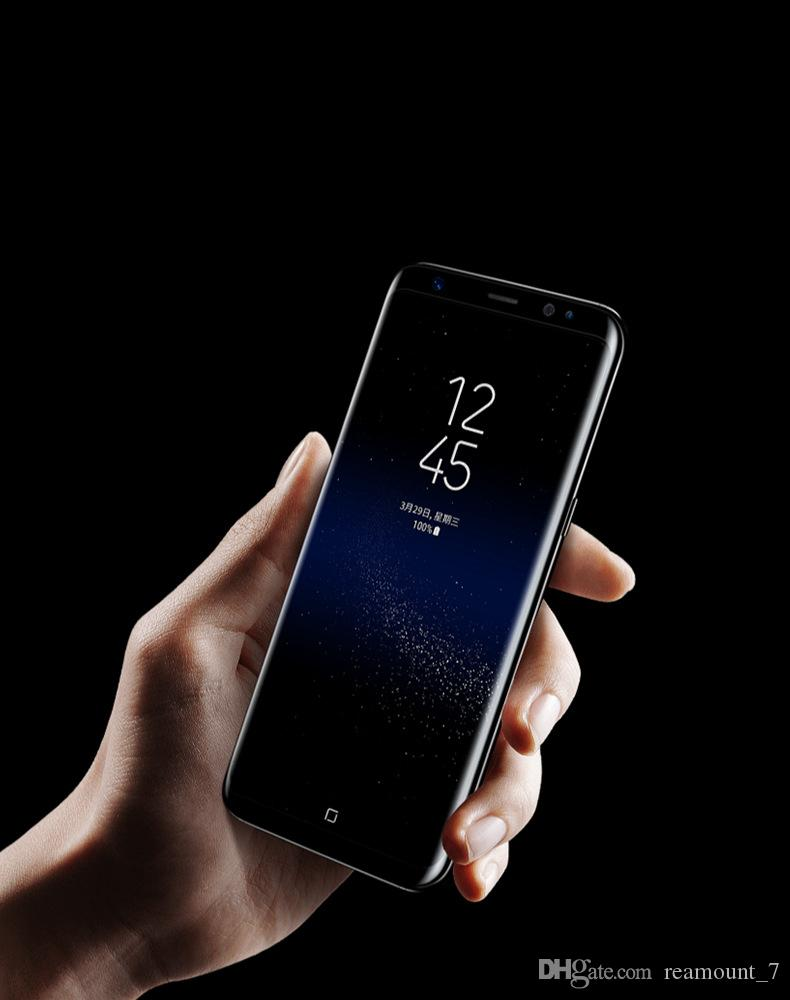 100 шт. 3D изогнутые полное покрытие 9 H закаленное стекло для Samsung Glaxy S9 полный экран защитная пленка для Samsung S9 Plus