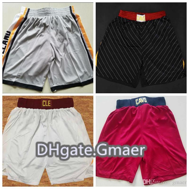 284eadff91f 2019 2018 New LeBron James Basketball Shorts Men Derrick Rose JR Smith New  Breathable Sweatpants Team Classic Sportswear Wear Shorts Pant From Gmaer