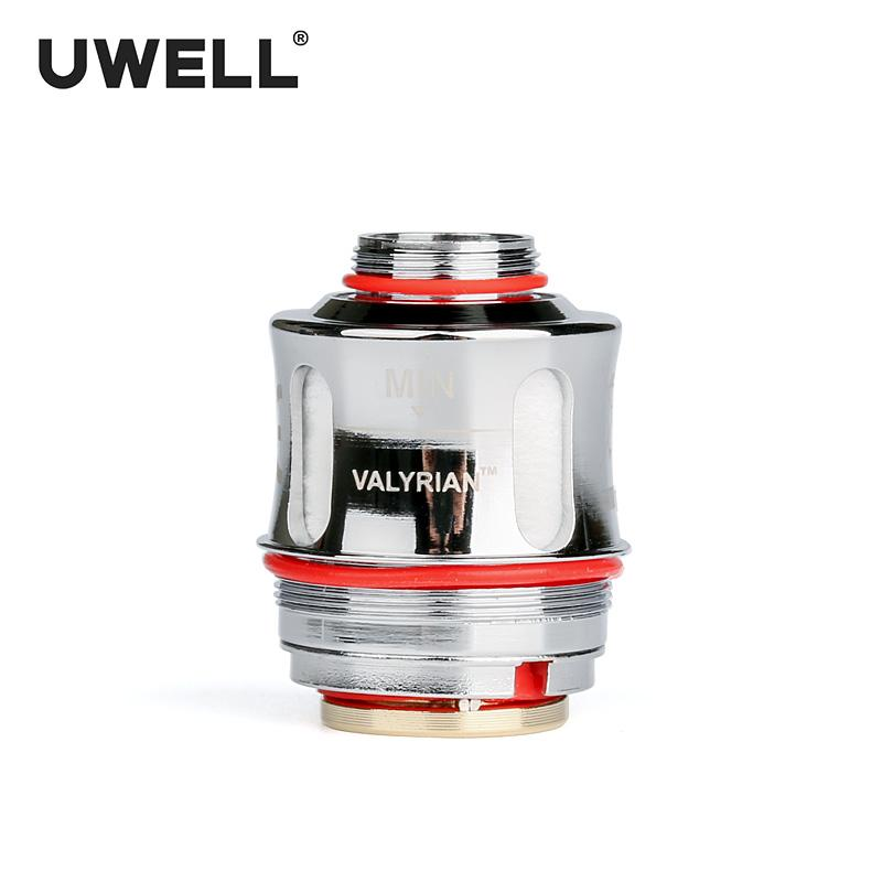 5 Packs UWELL VALYRIAN Replacement Coil 0 15ohm 95-120W For VALYRIAN  Electronic Cigarette Atomizers Tank