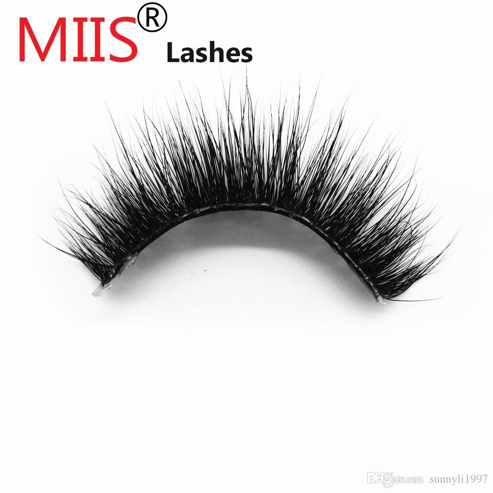 2e36bca3cf4 2019 100% Real Mink Natural Thick False Fake Eyelashes Eye Lashes Makeup  Extension Beauty Tools Wholesale From Sunnyli1997, $37.57   DHgate.Com