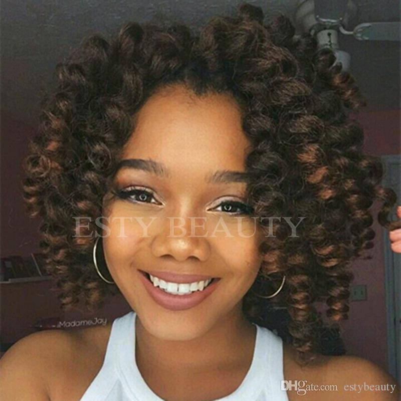2019 3pack Low Temperature Fiber Jumpy Wand Curl Crochet Twist