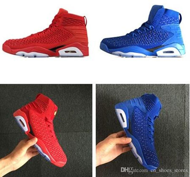 Cheap High Quality 6 6s China Red Men Basketball Shoes Chinese Blue Mens  Sports Sneakers Trainers Outdoor Designer Running Shoes Eur 41 46 Cp3 Shoes  Kids ... 18e62700e17