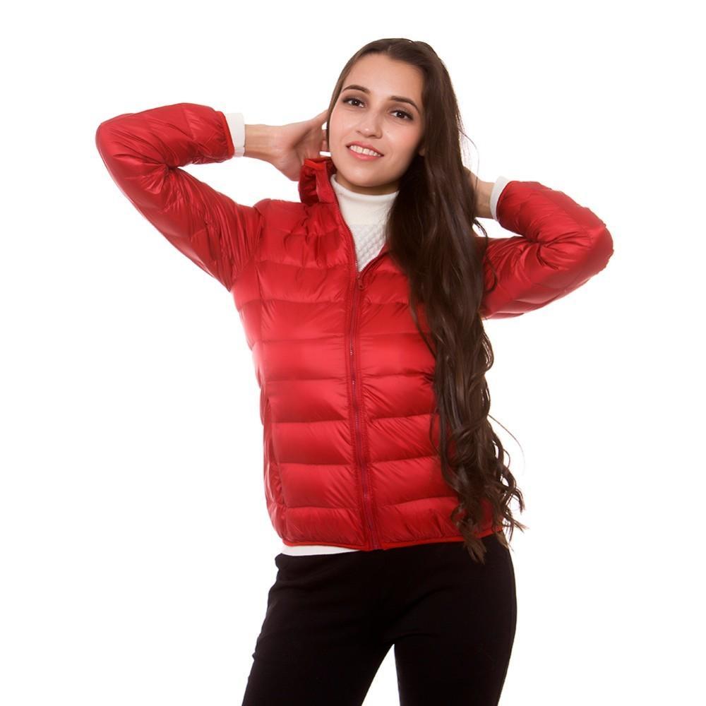 Compre Sobre El Tamaño Chaquetas De Down De La Mujer Ultraligera Abrigo  Suelto Con Capucha Abrigos De Abajo Japoneses Otoño Invierno Niñas Parkas  Prenda De ... 2d4ff4874bd1