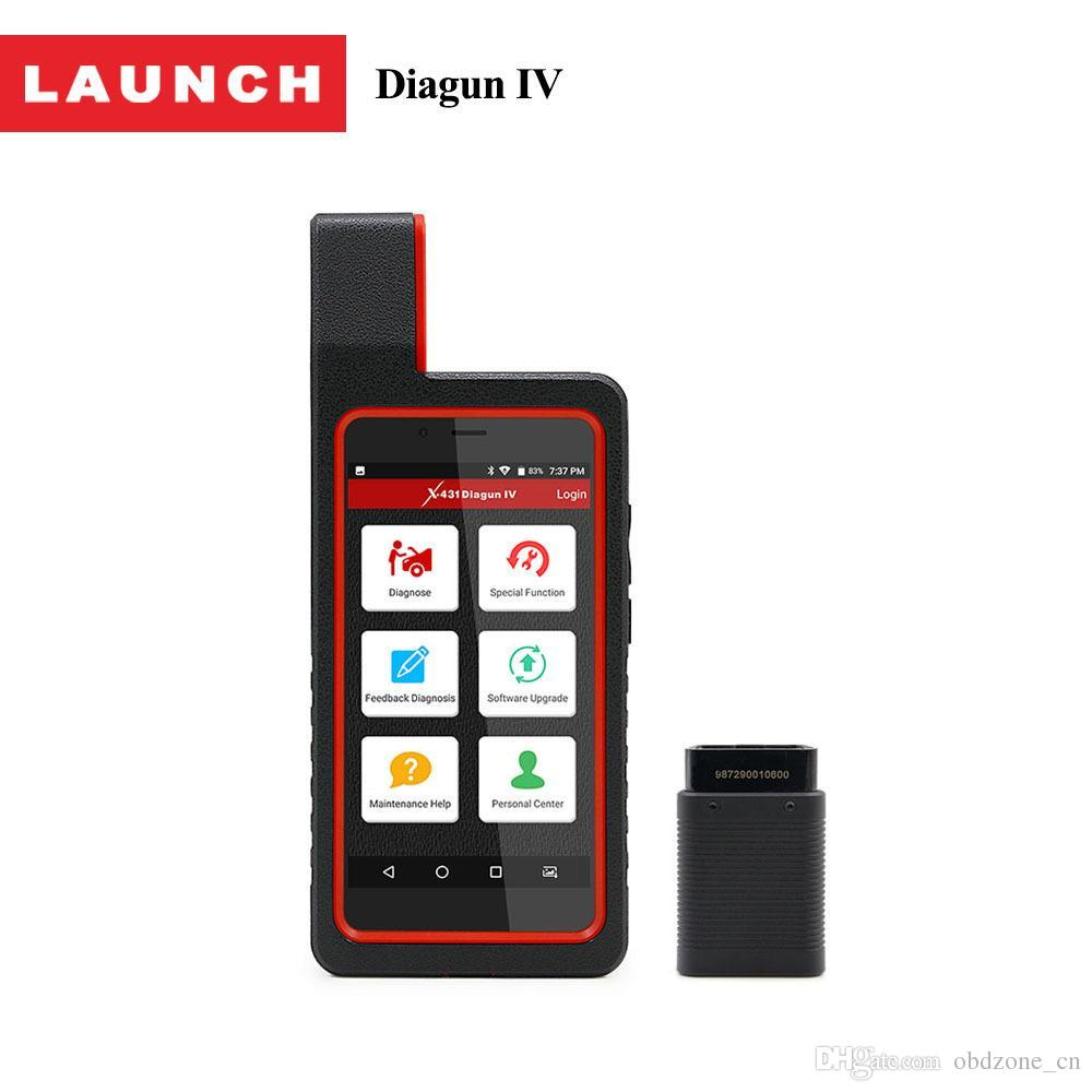 mise a jour launch x431 diagun