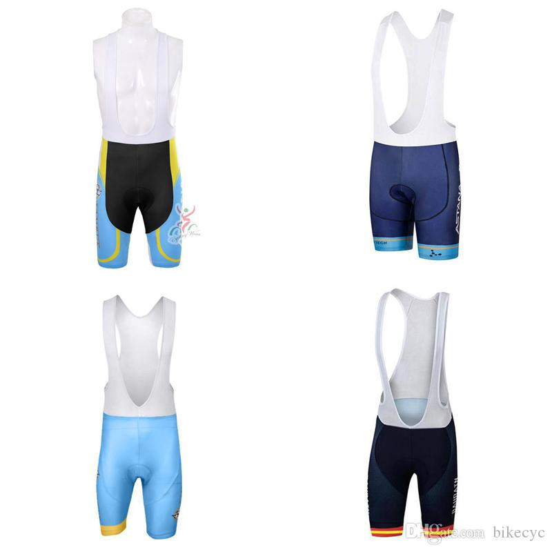 ASTANA Bahrain Team Cycling Bib Shorts 2018 New Hot Outdoor Mtb Bike Anti  Pilling Breathable Bicycle Men Ropa Ciclismo C2711 Cycling Vest Baggy  Cycling ... a950a4dd2