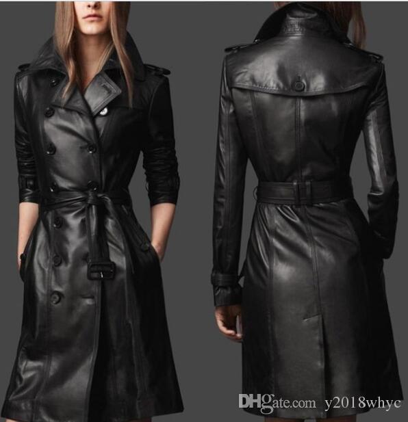 Haus & Garten Schlussverkauf 2019 Neue Mode Frauen Frühling Herbst Faux Glatte Leder Jacken Dame Weiß Schwarz Slim Fit Pu Zipper Motorrad Streetwear Mäntel