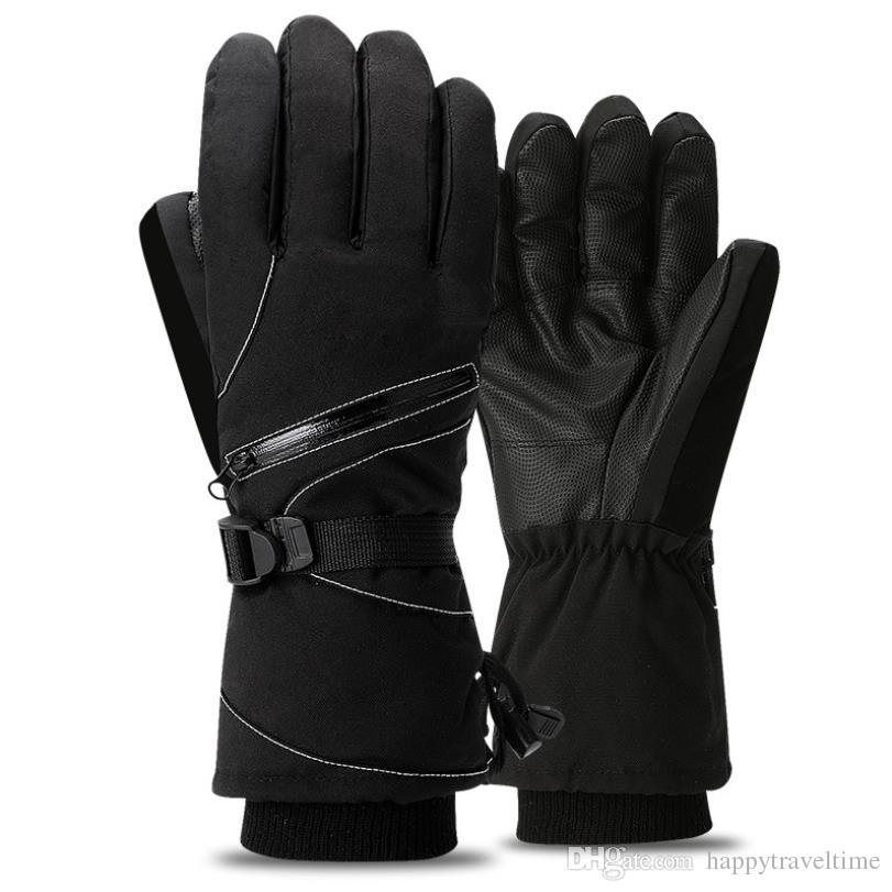 Winter Guantes Tacticos Militar Thickened Gloves Knitted Pure Color Warm Five Fingers Gloves Half Finger Gloves Winter Apparel Accessories