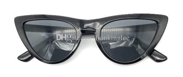 New Vintage Mulheres Cateye Óculos De Sol Borboleta Superstar Óculos Oversized Sexy Óculos de Sol Colorido Eyewear Frame Oculos 222