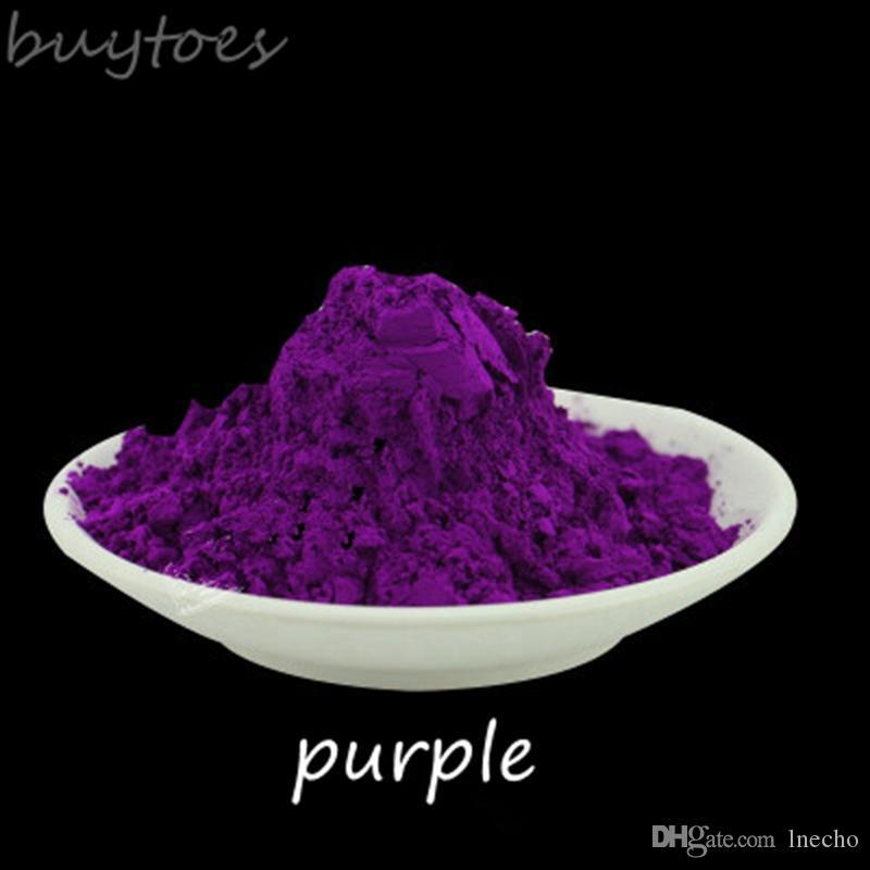 NEON Purple Color Fluorescent Pigment Phosphor Powder,100gDecoration ...