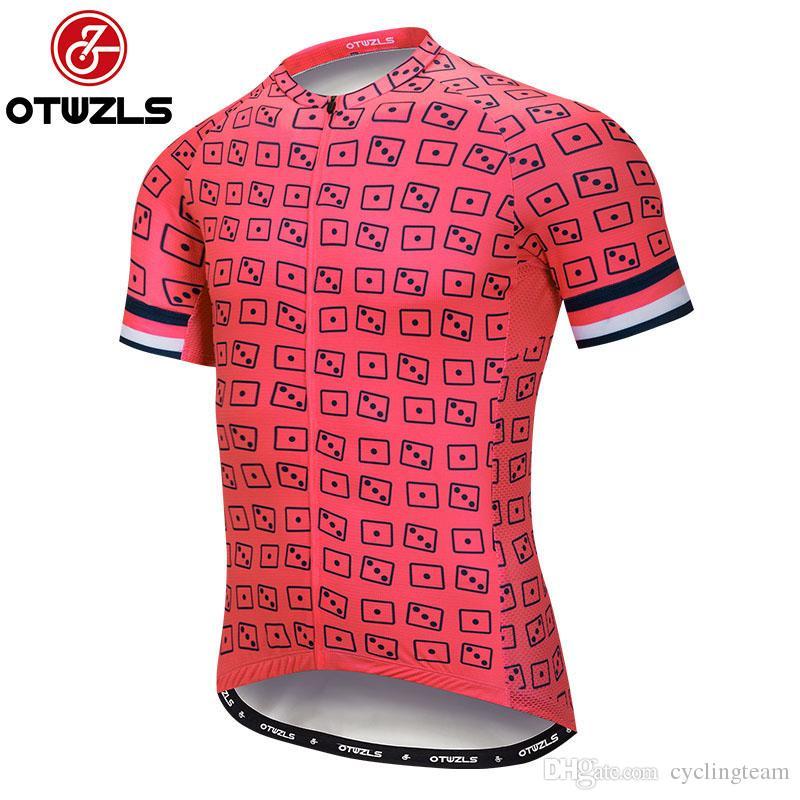 2018 Hombres Ciclismo Jersey Verano Manga Corta MTB Bicicleta Ropa Equipo  Pro Maillot Ropa Ciclismo Por Cyclingteam 439d7059d92e0