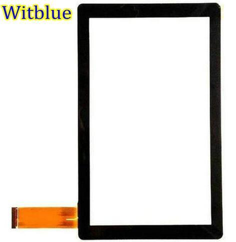 "Witblue New For 7"" Roverpad Air C7 wifi Tablet touch screen touch panel digitizer glass replacement"