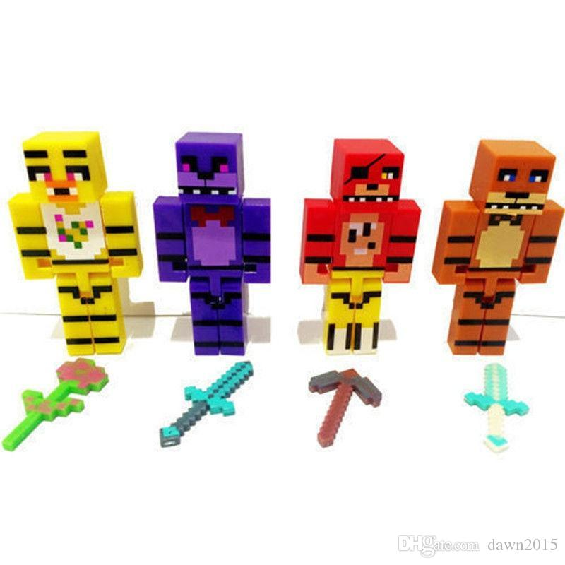 five nights at freddys minecraft online