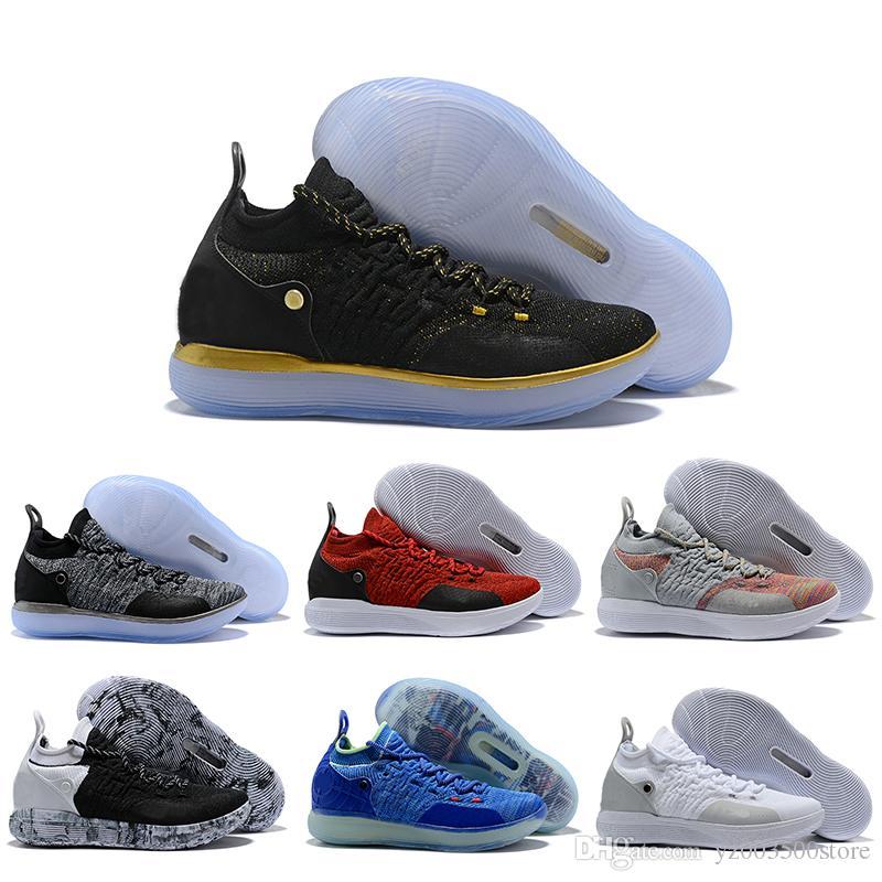newest 64983 aad67 Compre Zapatillas De Diseño Zoom Nike KD EP 11 2019 Zapatillas De Baloncesto  Para Hombre KDs XI Zapatillas De Deporte Kevin Durant Outdoor Fmvp Combat  Boots ...