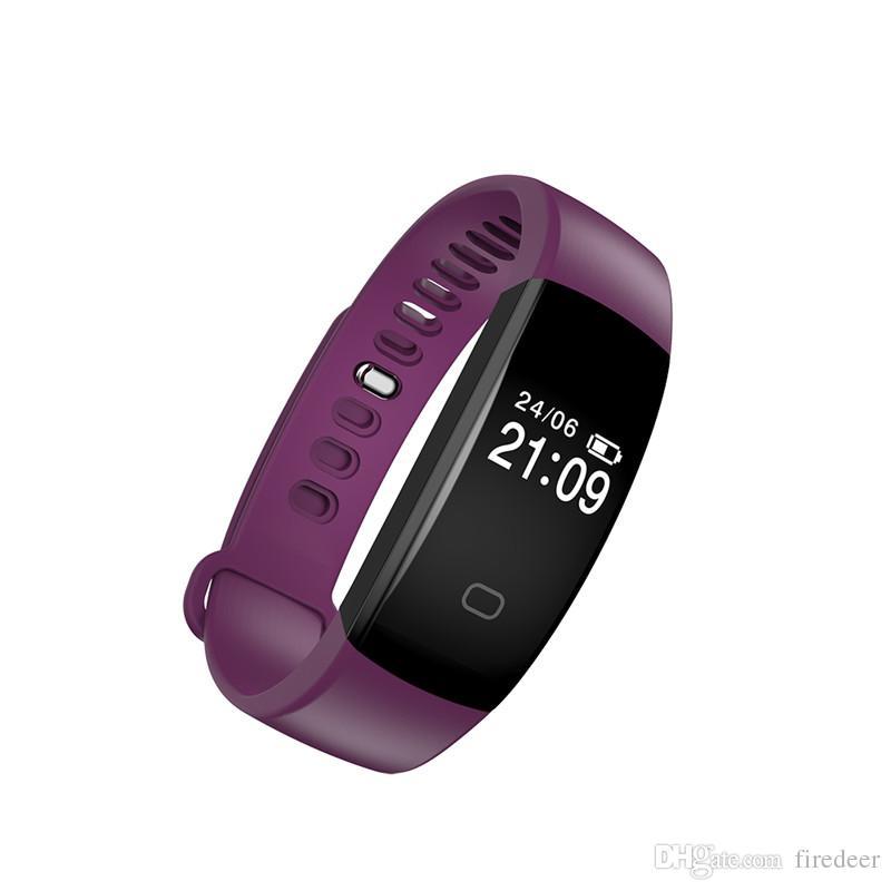 Smart Watch women Smart Band fitness tracker Waterproof Heart Rate Tester  HR Wristband Health Bracelet Blood Pressure Oxygen Smart band